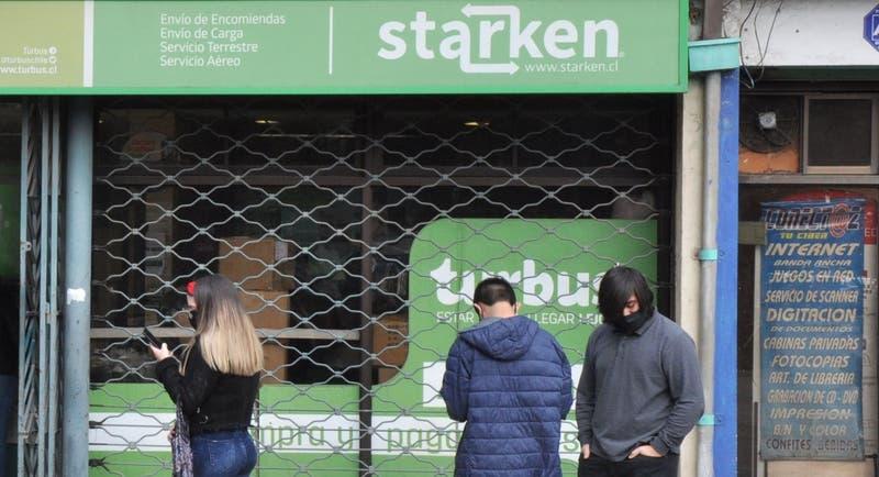 Starken suspende entregas de encomiendas desde y hacia ciudades afectadas por paro de camioneros