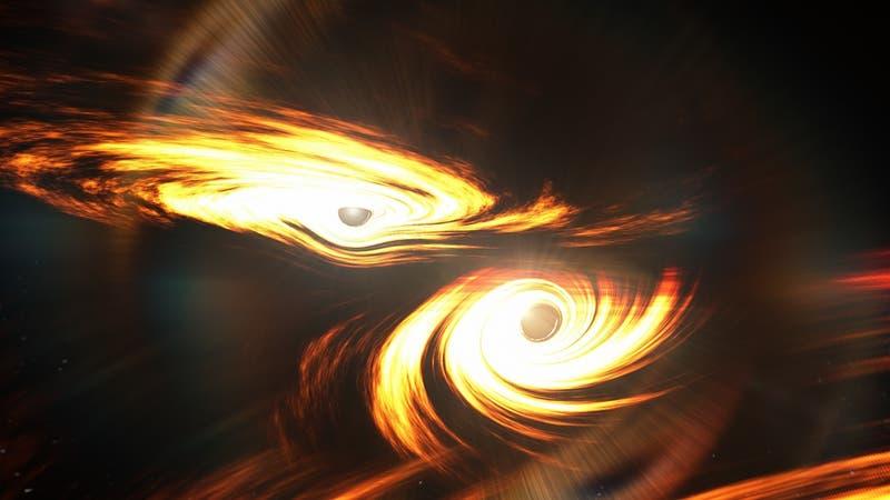 """Descubren el agujero negro más grande e """"imposible"""" que se haya visto (y no se explican su origen)"""