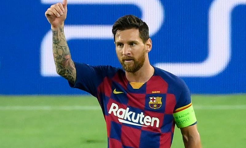 ¿Vuelco en la historia? Messi abre la puerta para continuar un año más en FC Barcelona