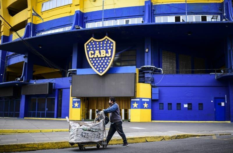 Reportan 18 casos de coronavirus entre los jugadores de Boca Juniors