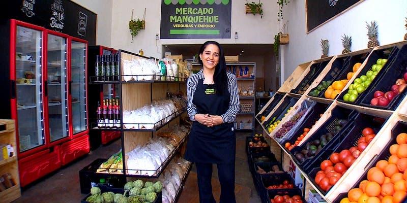 [VIDEO] La mujer que convirtió su pequeño lugar de La Vega en un negocio exitoso