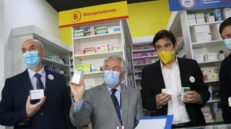 La lista de los medicamentos en Ley Cenabast que estarán hasta un 80% más baratos que en farmacias
