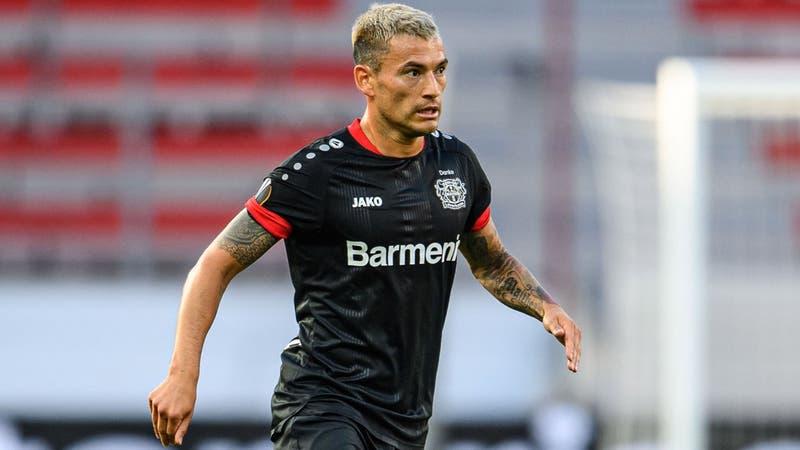 Charles Aránguiz es designado como capitán oficial del Bayer Leverkusen