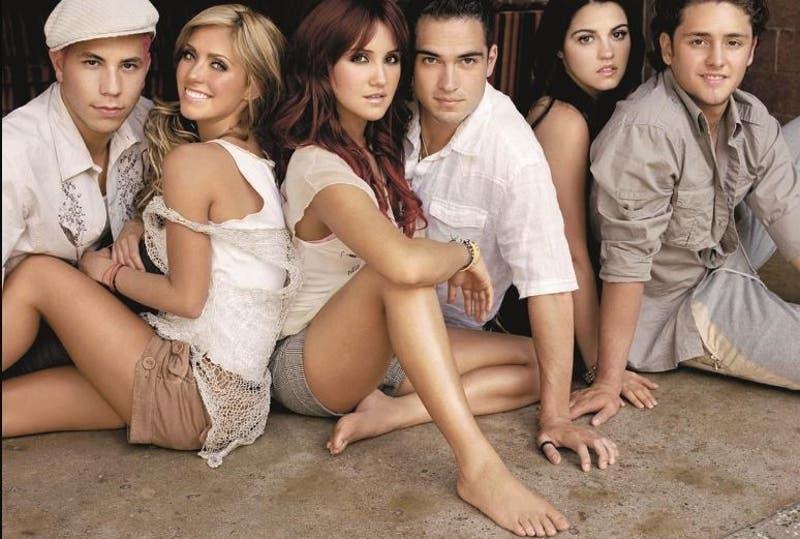 RBD publica su música en plataformas digitales tras 8 años