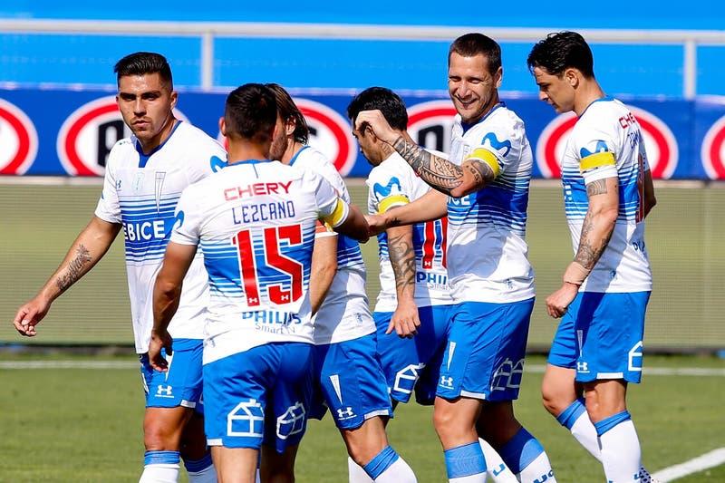 La UC barre con Coquimbo Unido y regresa al liderato de la tabla