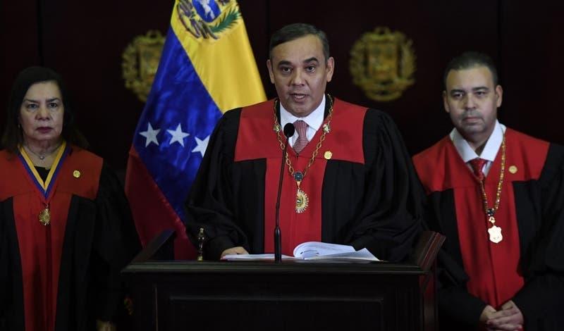 Presidente de la máxima corte de Venezuela se contagió de COVID-19