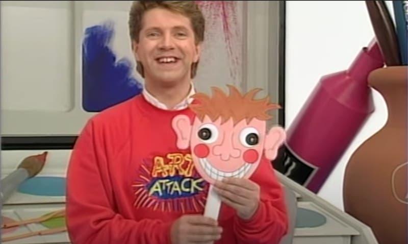 La loca teoría que surgió en redes sociales: ¿De verdad Banksy es Neil Buchanan, de Art Attack?