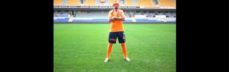 ¿Raphael de las Tortugas Ninja? Club de la Superliga turca presenta a su nuevo refuerzo