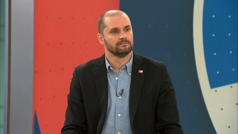 """Bellolio: """"Las acusaciones constitucionales serán el triste legado de una oposición fragmentada"""""""