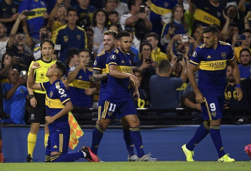 Conmebol permite a positivos por COVID-19 de Boca Juniors jugar en Paraguay por Copa Libertadores