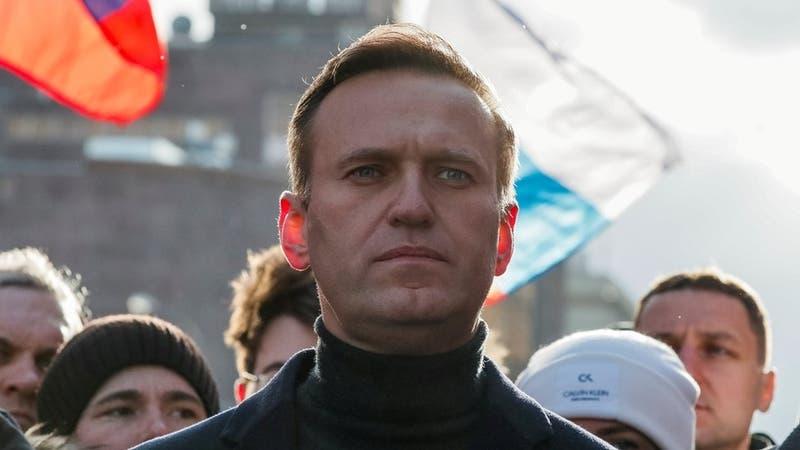 Alexei Navalny: la foto del líder opositor ruso tras despertar del coma por su envenenamiento