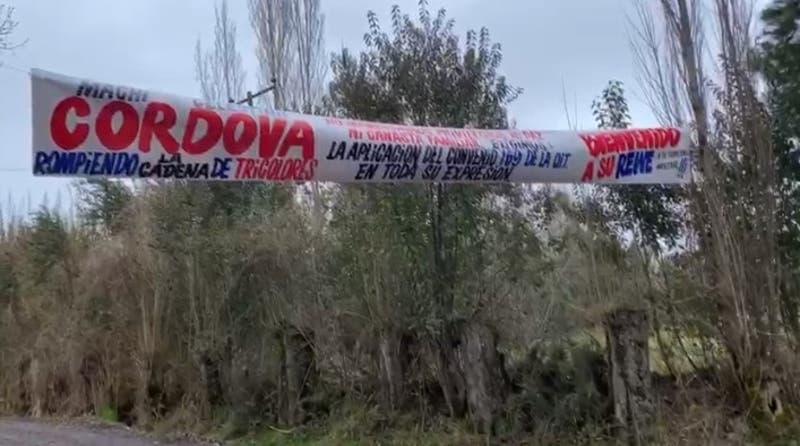 Celestino Córdova es trasladado a su rehue tras negociación con el Gobierno