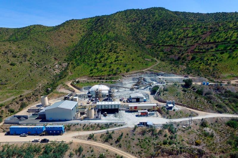 Accidente en mina de oro de Punitaqui deja al menos dos muertos