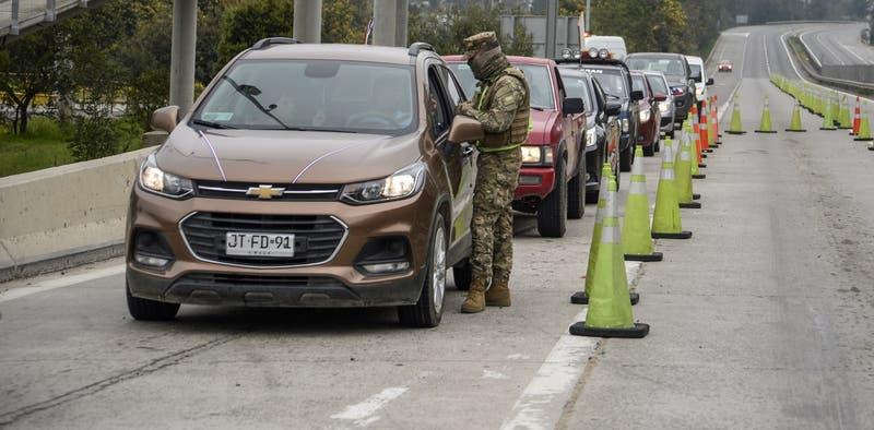 Alta congestión para retornar a la capital tras Fiestas Patrias