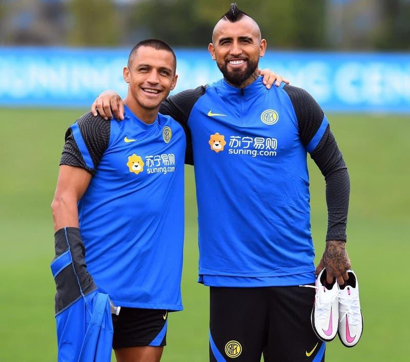Vidal y Alexis titulares: Inter confirma alineación para visitar al Benevento por la Serie A