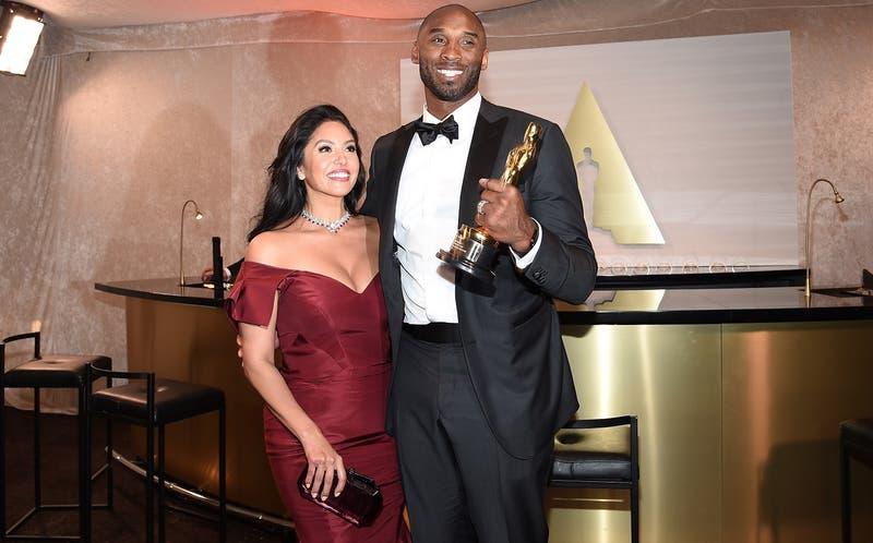 Abandono y peleas: Los líos familiares que persiguen a la familia Bryant tras la muerte de Kobe