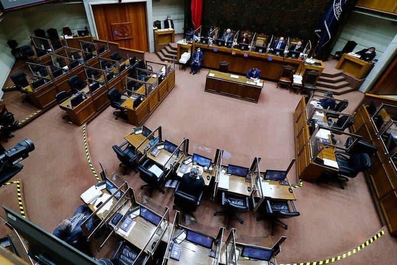 Senado aprueba insistencia del gobierno por reajuste de sueldo mínimo de $1.500