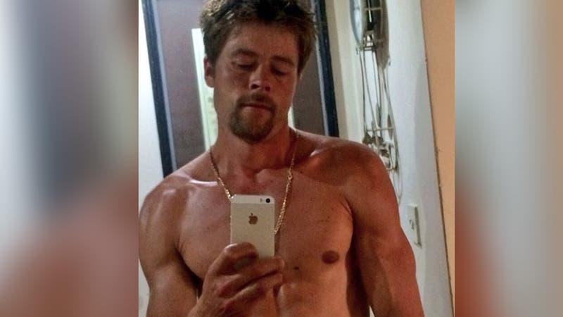 El albañil doble de Brad Pitt ahora tiene su cuenta en Only Fans