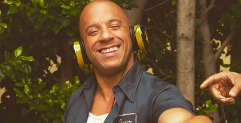 """Vin Diesel debuta en la música a los 51 años: Escucha su single """"Feel I Like Do"""""""