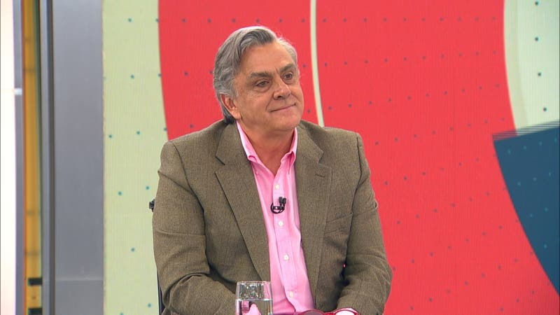 """Pablo Longueira acusa que la """"hoja en blanco"""" es un invento de adherentes del Rechazo para asustar"""