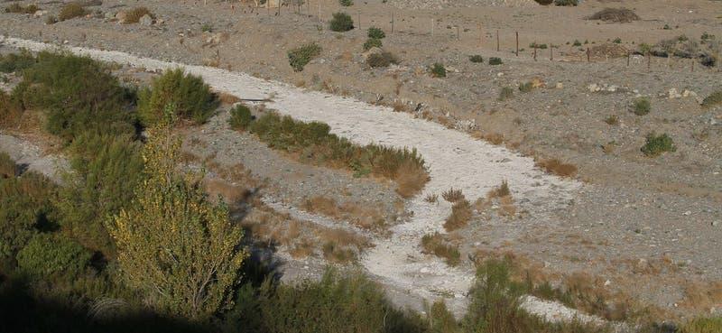 Con 0 mm: Septiembre se anota como el mes más seco de los últimos 60 años en la Región Metropolitana
