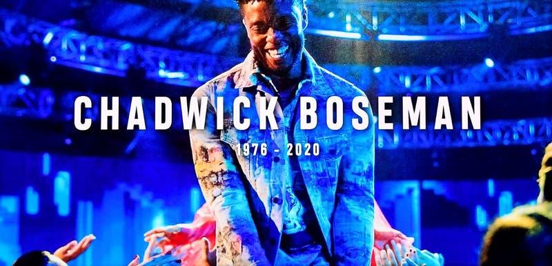 Netflix: primeras fotos de Chadwick Boseman en su película final