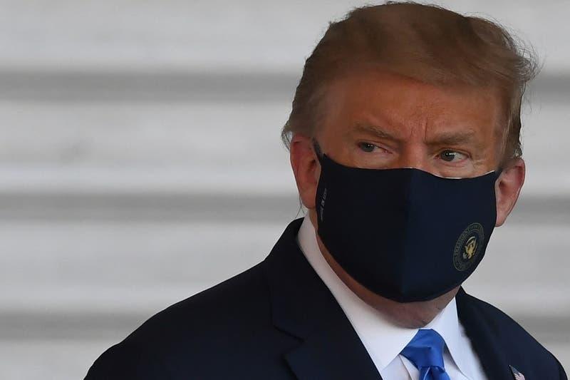Donald Trump rompió récords en Twitter tras revelar que tiene COVID-19
