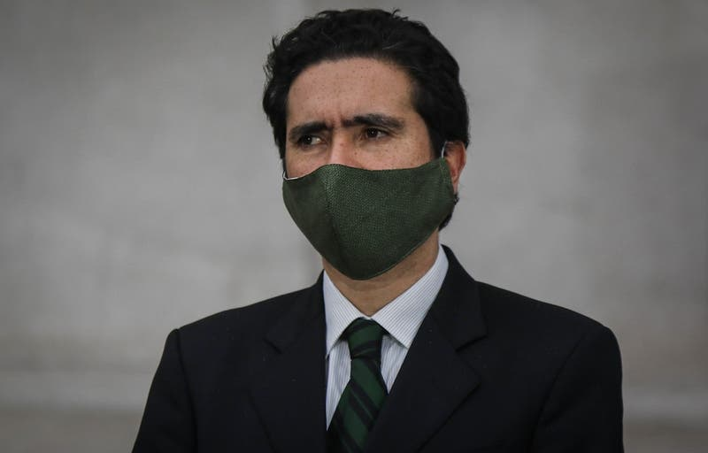 """Ignacio Briones por segundo retiro del 10%: """"Si eso logra avanzar, no hay reforma de pensiones"""""""