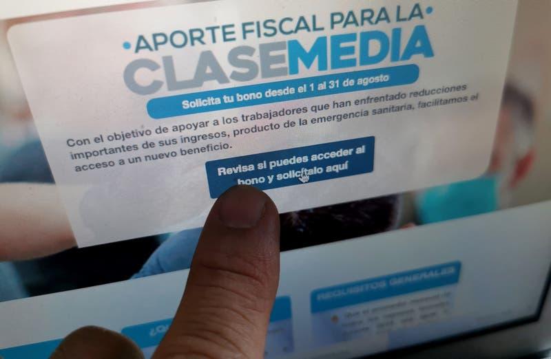 Bono Clase Media: El correo del SII a quienes deben devolver el dinero recibido por error