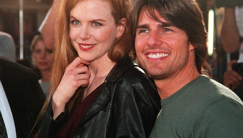 Nicole Kidman aclara los rumores sobre la razón de su separación con Tom Cruise