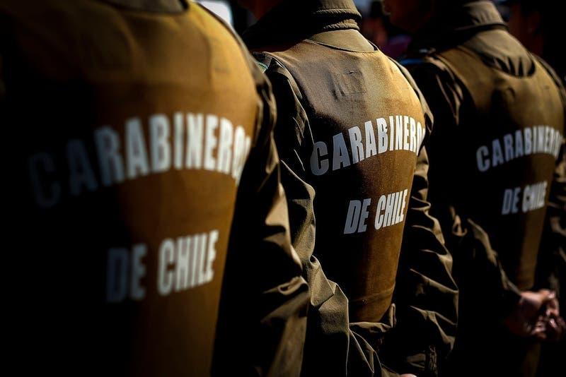 Santiago: Carabineros detiene a sujeto acusado de agredir a su expareja con un cuchillo