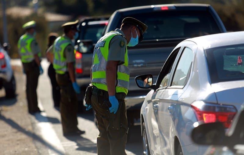 Fin de semana largo: Más de 3.700 vehículos fueron devueltos por no portar permisos