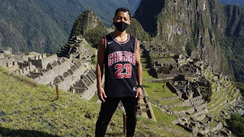 La increíble historia del japonés atrapado en Perú que cumplió su sueño de ver Machu Picchu