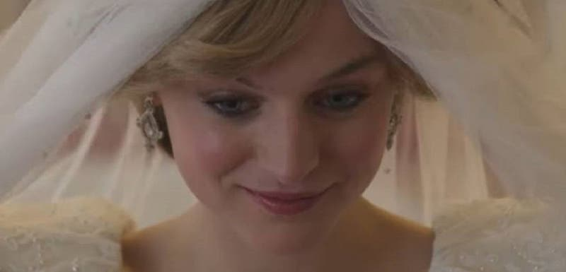 """Netflix revela el primer adelanto de Lady Di y la """"Boda del siglo"""" en nueva temporada de 'The Crown'"""
