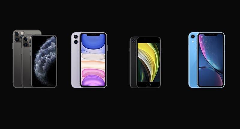 iPhone 12: Así son los 4 modelos que presentó Apple