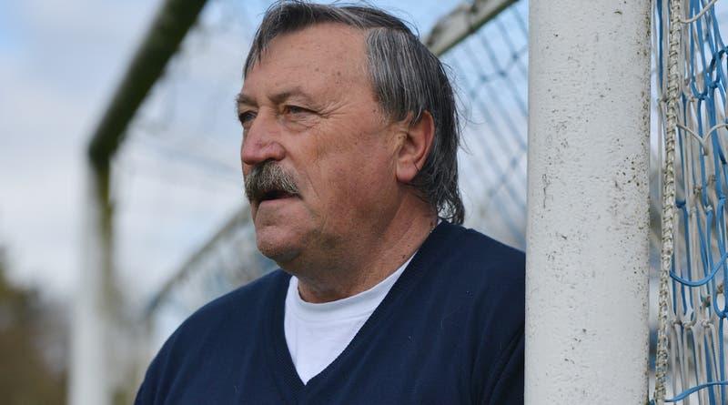Antonin Panenka sale del hospital