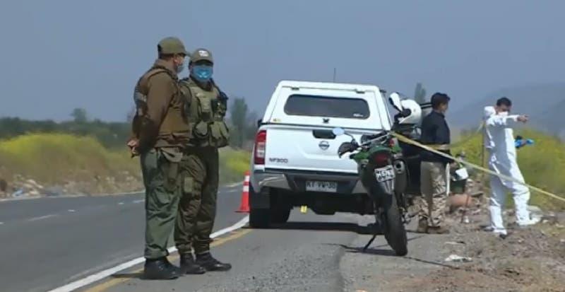 Encuentran cuerpo de joven a orillas del Río Maipo: tiene al menos dos impactos de bala