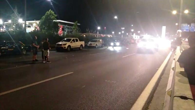 [VIDEO] Municipio de Vitacura se querella por carreras nocturnas