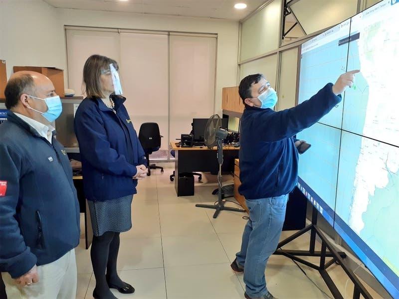 Sernapesca confirma que flota china está frente a costas peruanas aunque seguirá monitoreando