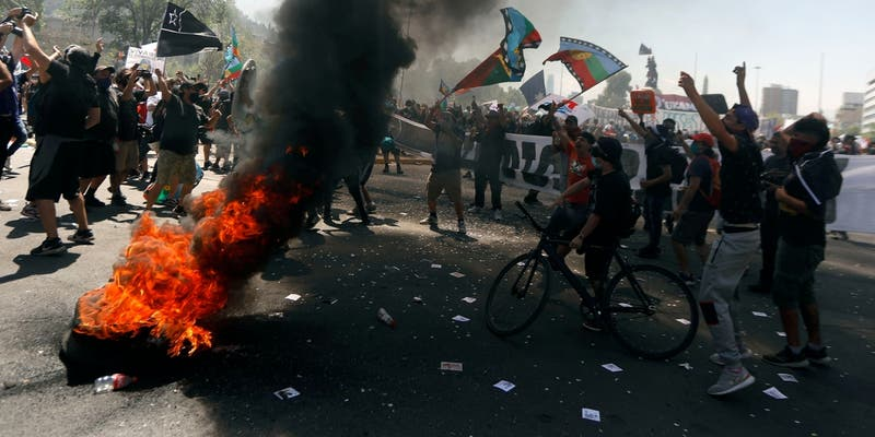 """Paris: """"Si en 14 días más tenemos rebrote, los que llamaron a manifestarse serán responsables"""""""