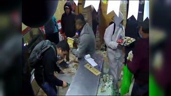 [VIDEO]Daños y vandalizaciones: Locatarios denuncian que les cobran para que no los saqueen