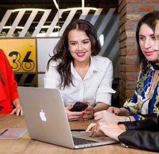Chilenos crean innovadora plataforma que previene contagios de COVID-19 en empresas