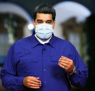 Maduro asegura que Venezuela comenzará vacunación contra COVID-19 entre diciembre y enero