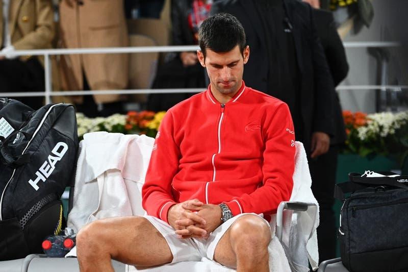 Djokovic no disputará el Masters 1000 de Paris