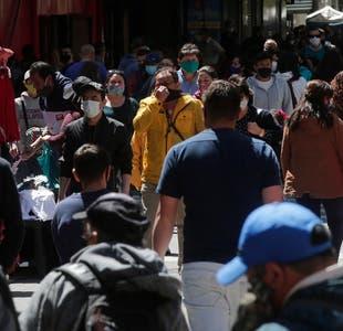 Minsal: Chile reportó 1.152 nuevos casos de coronavirus en un día
