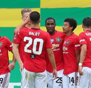 """Ighalo, estrella del Manchester United : """"El gobierno está matando a sus ciudadanos"""""""