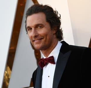 Matthew McConaughey revela que su papá murió de un infarto mientras tenía sexo con su mamá