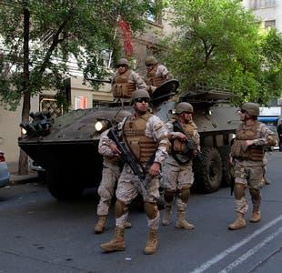 """Ejército por informe de la DINE: """"Las actividades de inteligencia son conformes a la ley"""""""