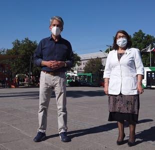 [VIDEO] Plebiscito: Rosa Oyarce y Tío Emilio fiscalizarán medidas sanitarias