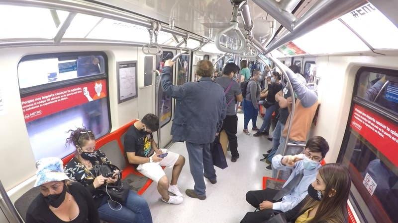 Así funcionará Metro, Merval y Biotren para el día del plebiscito: Pasaje será gratuito